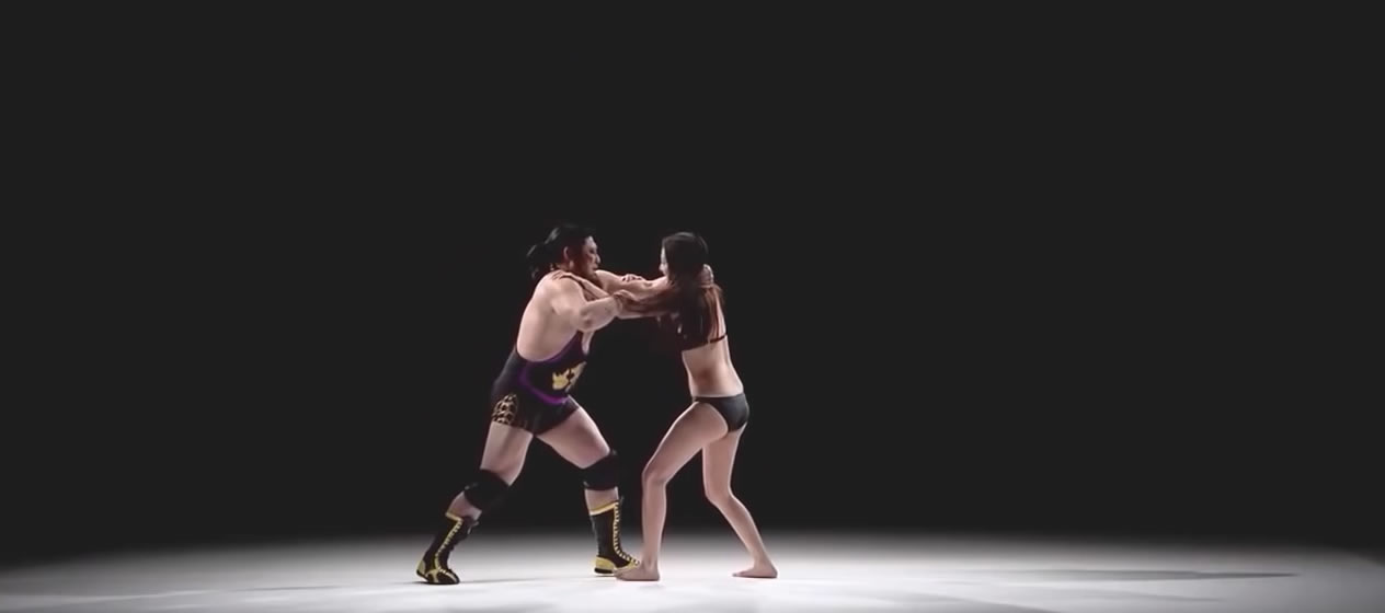 Durex Japan Ads for 'Real Love' Brand – A Kama Sutra Smackdown [SFW]