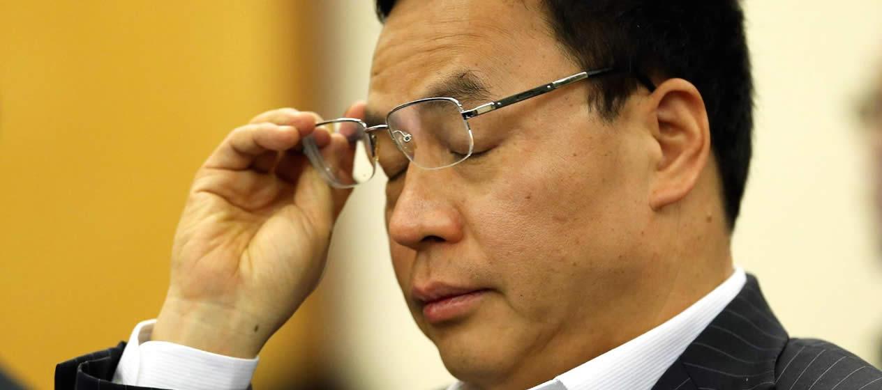 china richest man