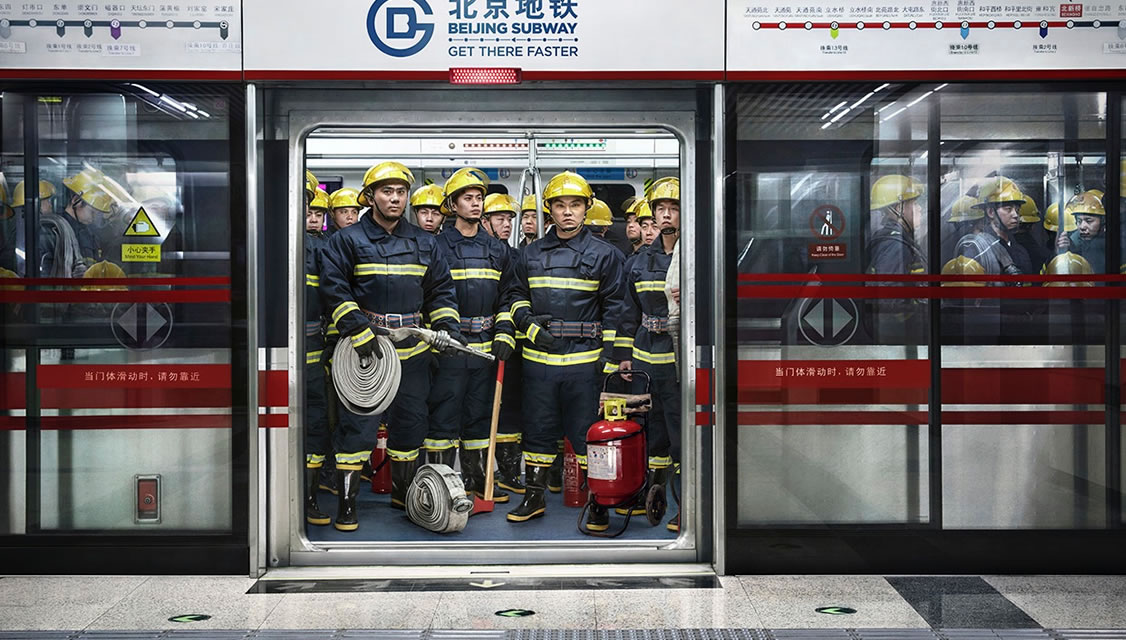 Beijing subway ads - Branding in Asia Magazine