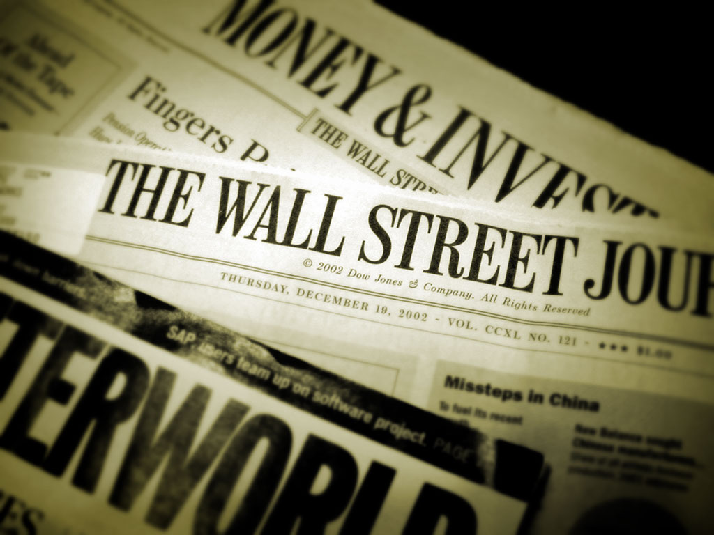 Wall Street Journal to Close India Edition