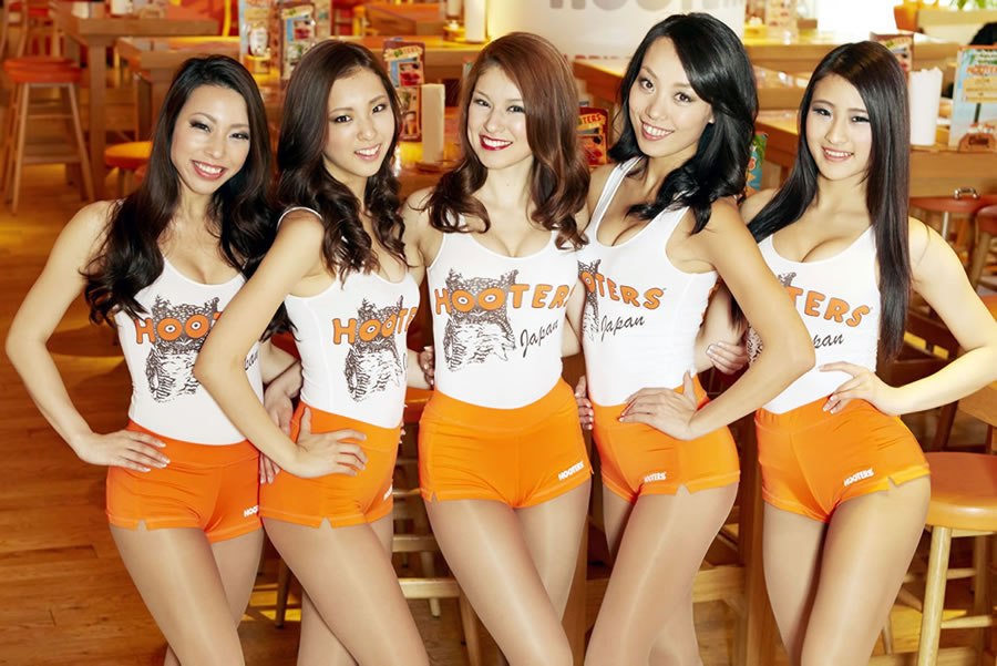 Asia Hooters Expansion