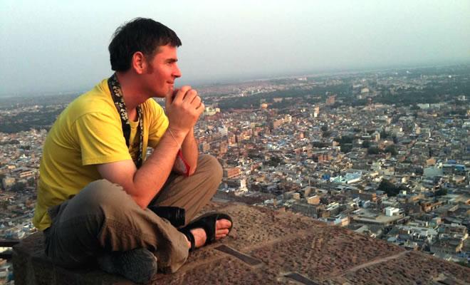 Interview: Photographer and Author, Simon Bond