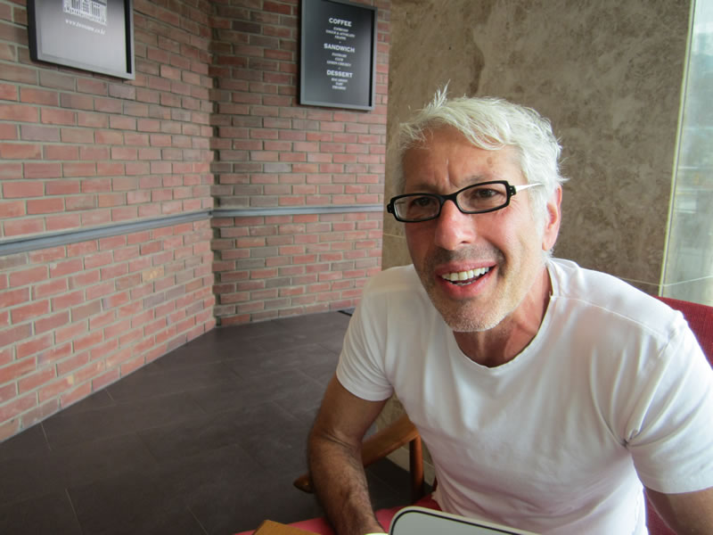 A Long Lunch with Oscar Award Winning Producer Niv Fichman