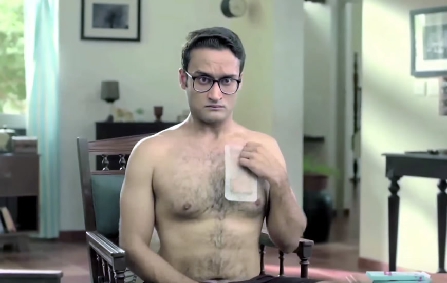 Waxing your Chest Doing it right - Branding in Asia