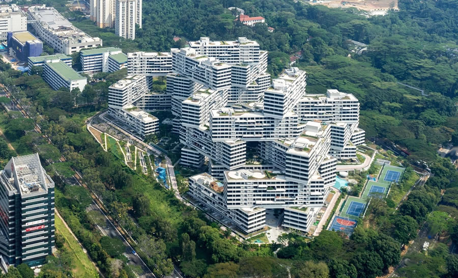 Singapore is Home to the 'Best New Building in the World'