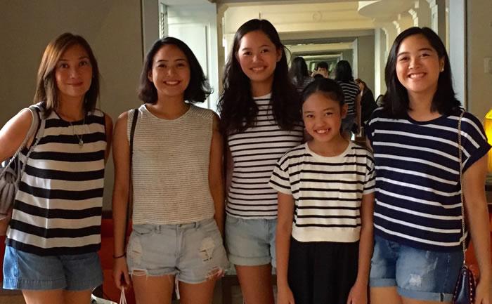 Merlee Cruz-Jayme Daughters- Interview Branding in Asia