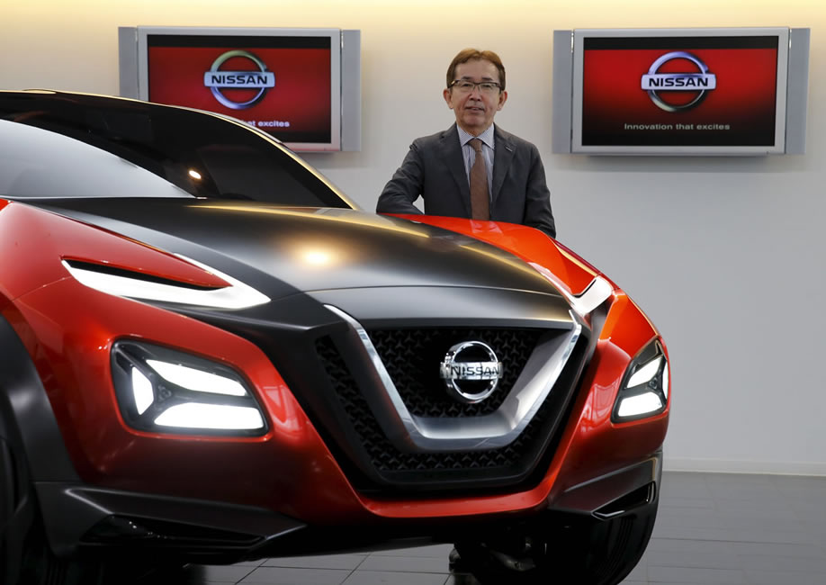 Japanese Car Designers Look to Anime for New Design Ideas ...