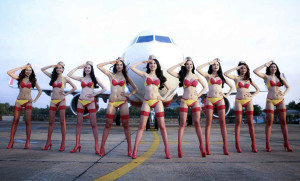 Sexy Airline