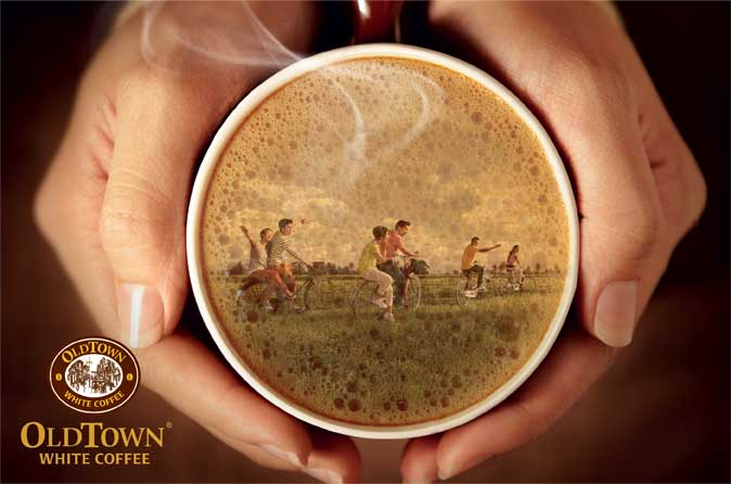 Oldtown White Coffee Taps Happy Marketer for Social and Digital Duties