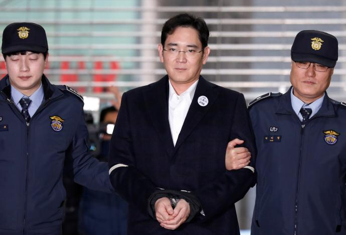 Samsung Head Has Case Reassigned over Concerns with Judges Connection to Case