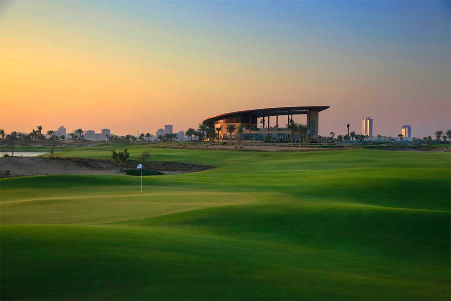Trump-Branded Golf Course Opens in Dubai – Son calls U.S. Ally 'Awe-Inspiring'