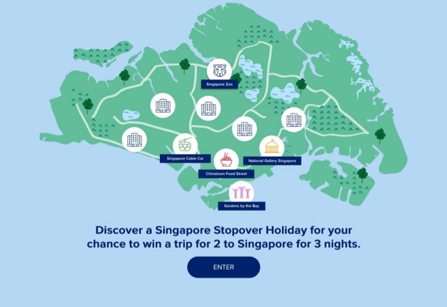 Singapore Airlines Launches Stopover Holiday Campaign ...