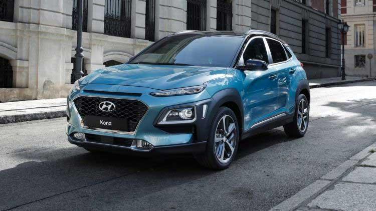 Hyundai Pins Hopes on Small SUV as Sales in China Continue to Fall