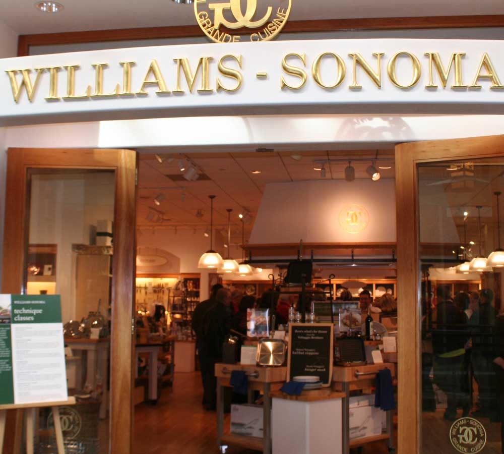 Williams Sonoma Opens Franchise Stores In South Korea