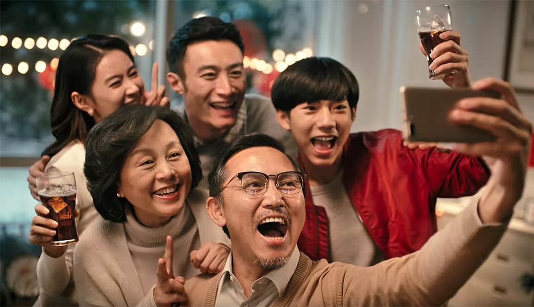 Coca-Cola Launches Chinese New Year Campaign