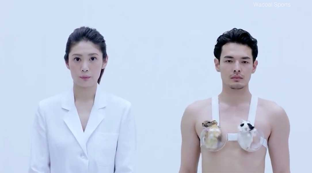 It's Back – Japan's Whacky Breast Cup Animal Bra Comparison is Making the Rounds Again