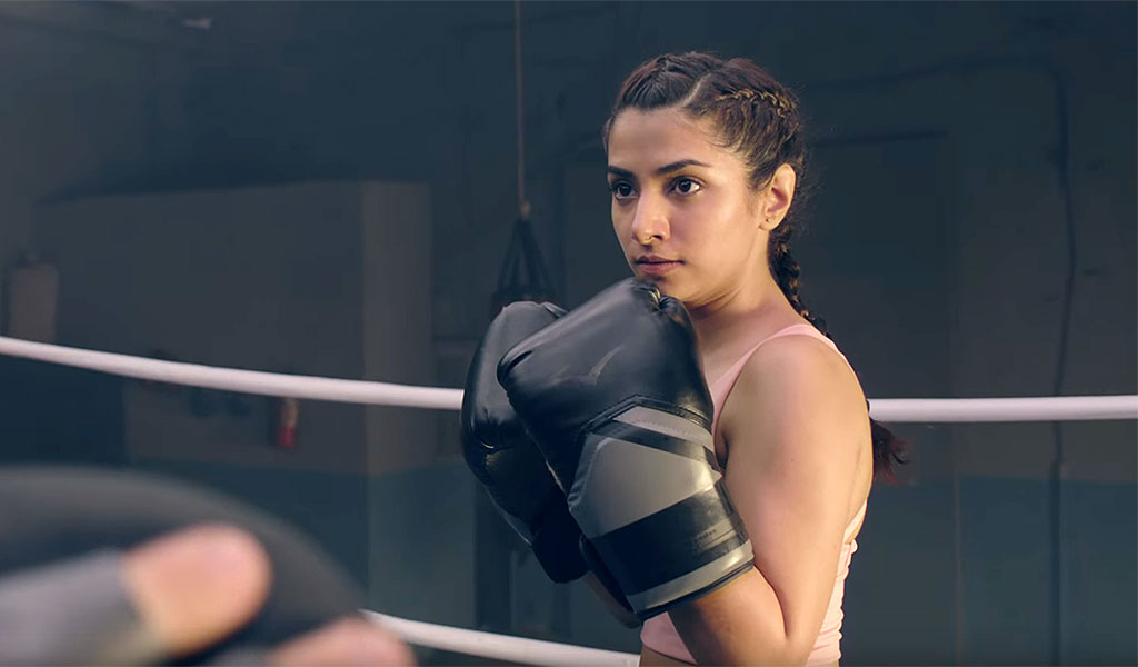Campaign for Puma in India Tells Women don't' #RunHideScream – Give it All You've Got