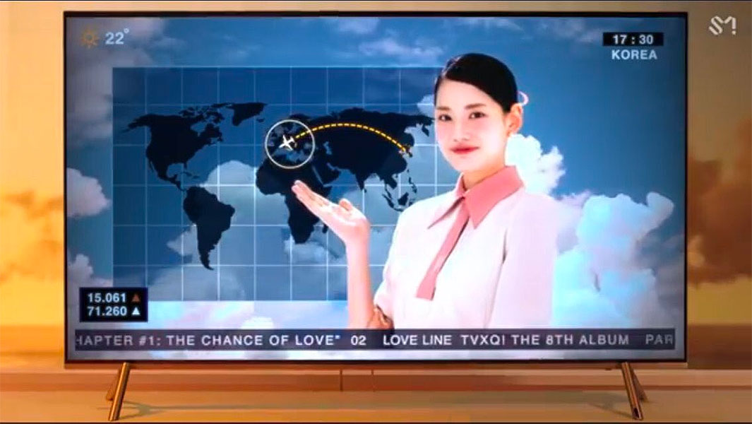 Picture of: Japan Was Missing From World Map In New K Pop Video Branding In Asia Magazine
