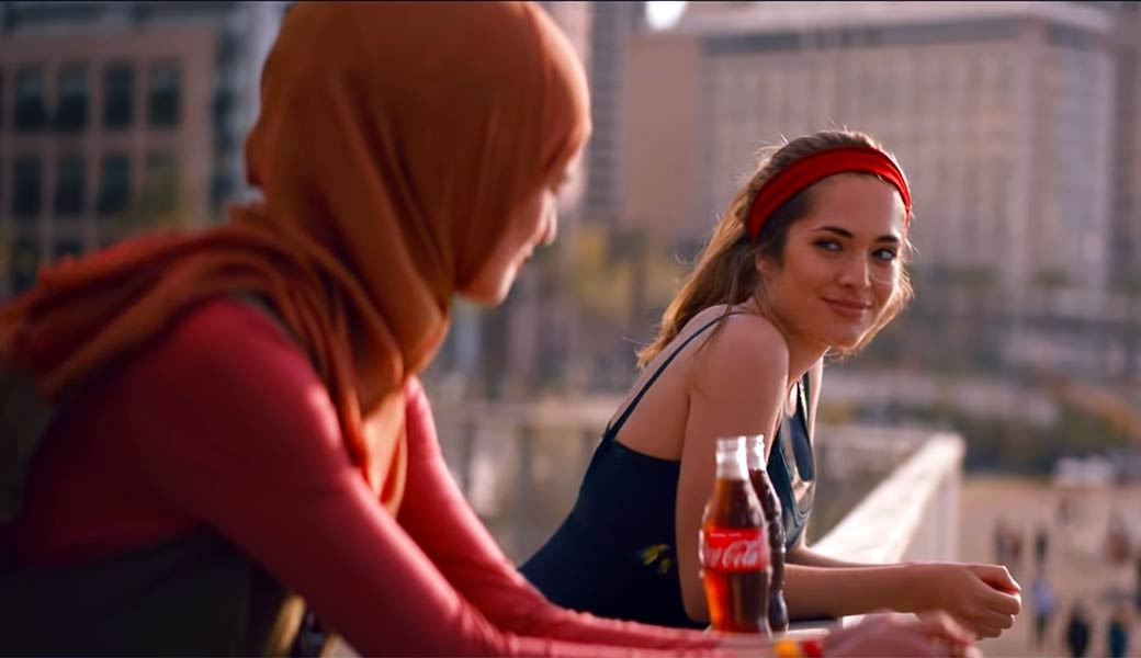 Some People Really Suck, Some are OK in Touching Ramadan Spot from Coca-Cola