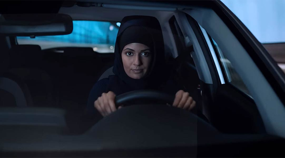 With Saudi Women Now Allowed to Drive Hyundai Campaigns to Win Their Loyalty