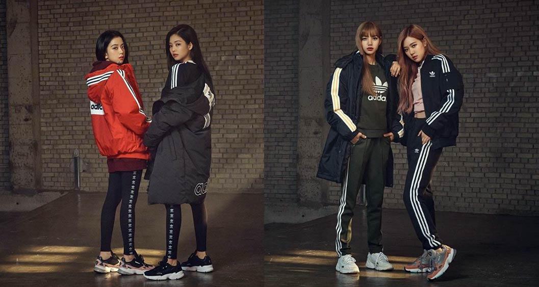Acquario fragola offerta  Blackpink Stars in New Campaign Spots by Adidas Originals in Korea |  Branding in Asia Magazine