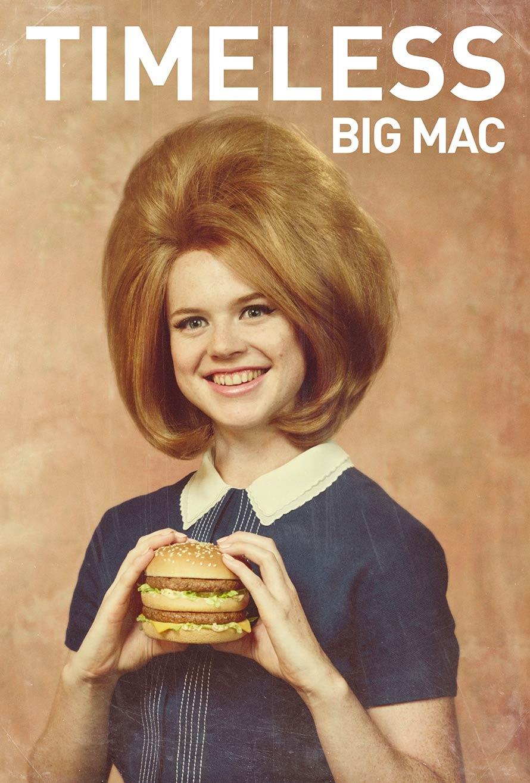 McDonald's Goes Retro for 'Timeless Big Mac' Campaign ...
