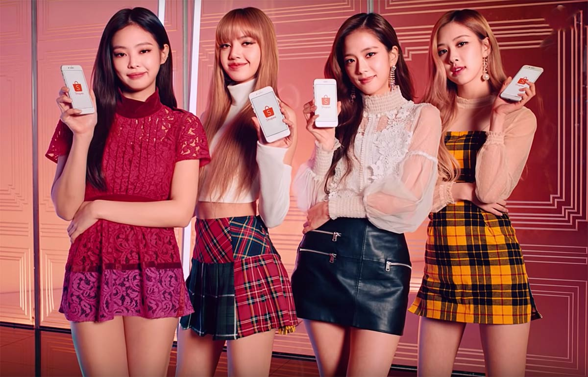 K-pop Girl Group Blackpink's Shopee Ad in Indonesia Violates Decency Norms Says Government