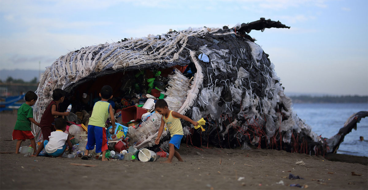 In-Depth: Merlee Jayme and Biboy Royong on Greenpeace 'Dead Whale' Campaign