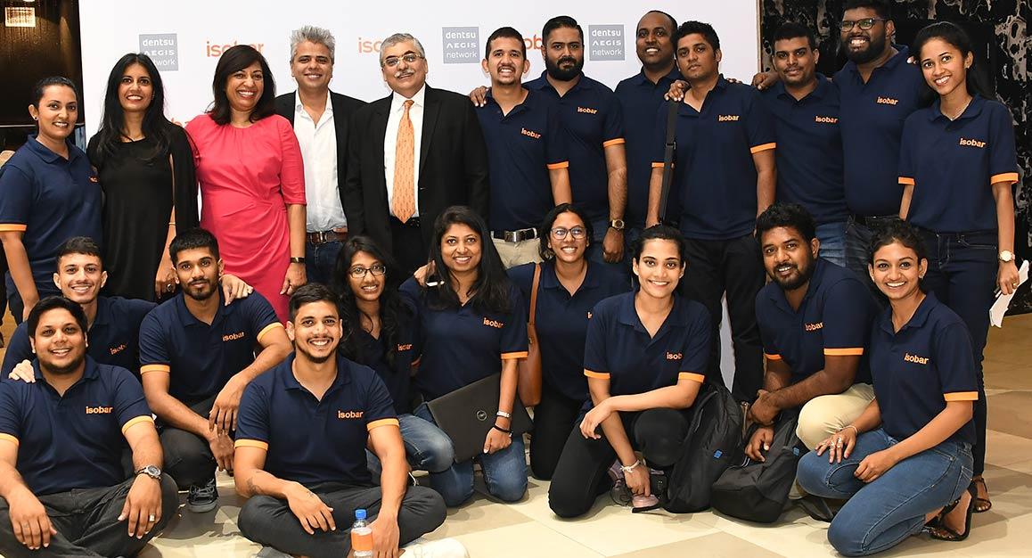 Isobar Launches Sri Lanka Operations
