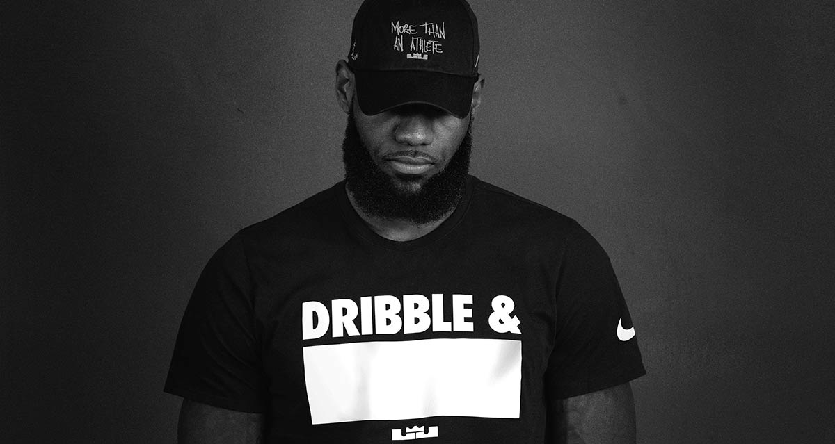 LeBron James Nike Campaign in China Offers Positive Retort to 'Shut up and Dribble'