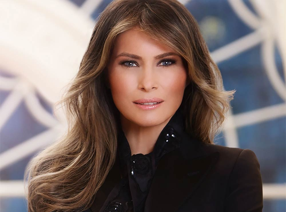 Melania Trump Wears Dolce & Gabbana Despite China Racism Row: Report