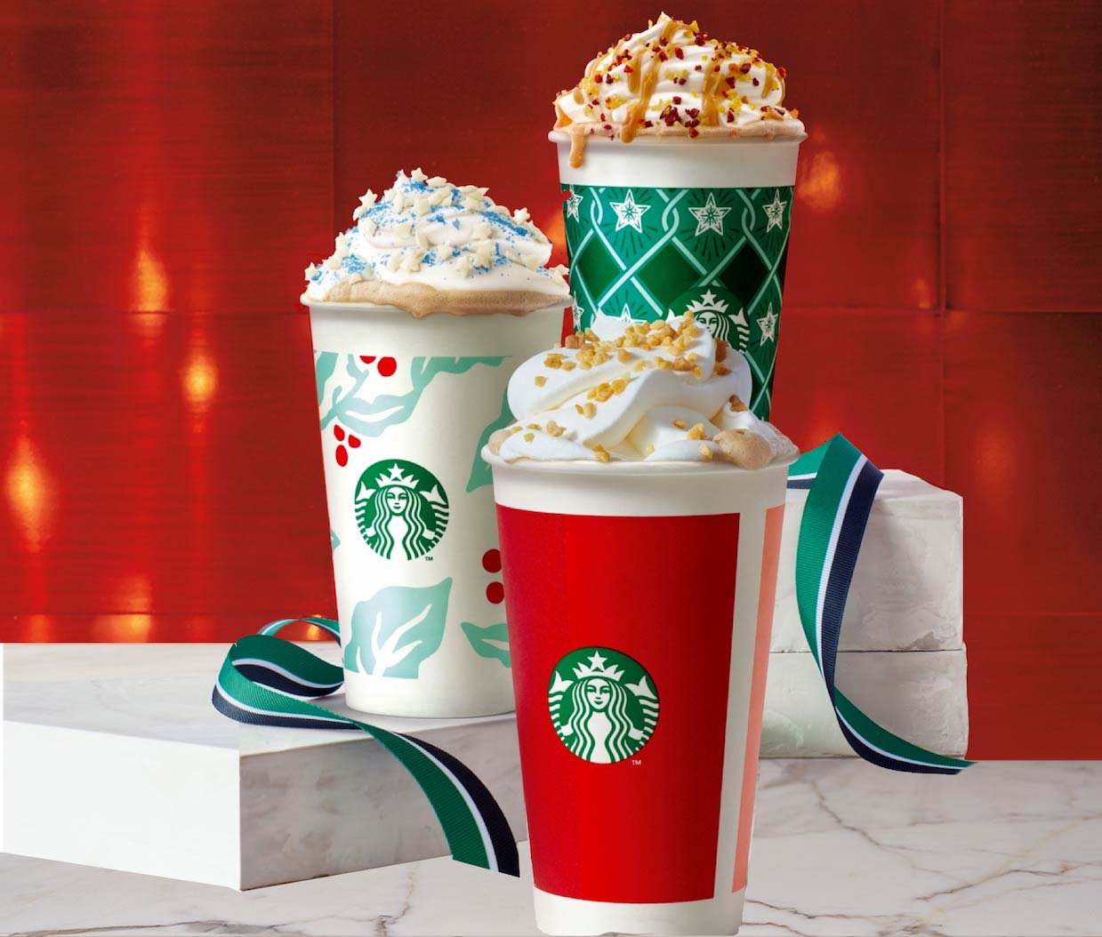 Starbucks Now Offering A Cheese Latte Holiday Drink In