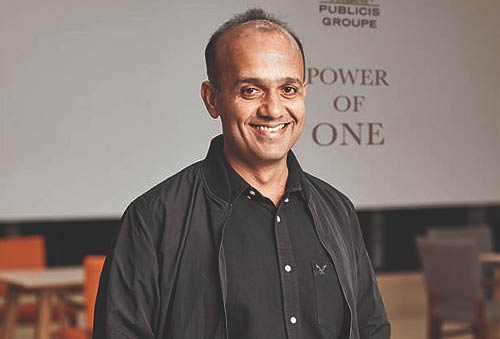 Publicis Groupe Malaysia Appoints Abraham Varughese as Chief Creative Officer