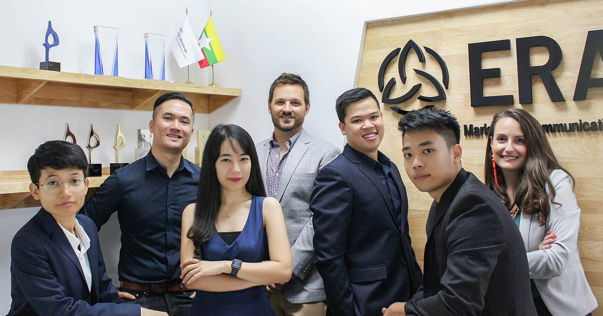 Echo and RevoTech Merge to Become ERA Myanmar
