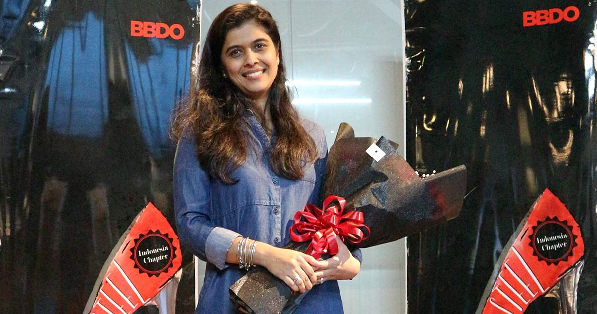 BBDO Hosts Third 'Heels of Steel' Event in Indonesia Featuring Rohini Behl