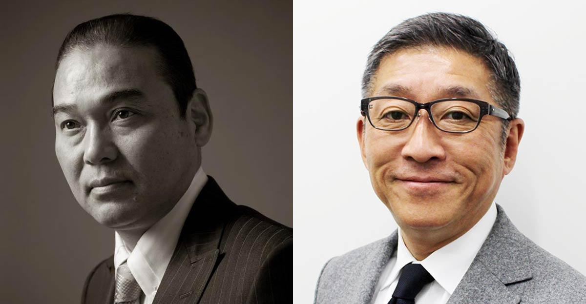 I&S BBDO and BBDO J WEST Announce New Presidents -Yoshihiro Naga & Kazuo Hide