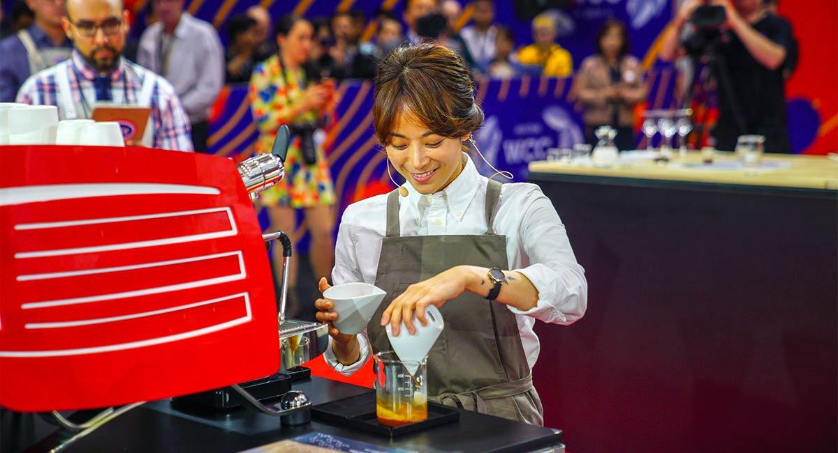 South Korea's Jooyeon Jeon of Momos Coffee Named World Barista Champion for 2019