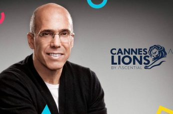 Jeffrey Katzenberg Named Cannes Lions Media Person of the Year