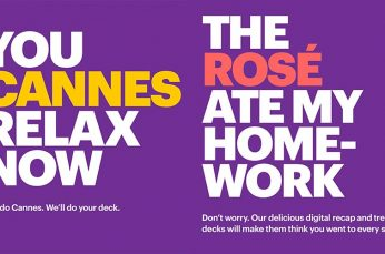 'Digital Doggy Bags' at Cannes Lions Aim to Help You 'Look Smart in Front of Your Boss'