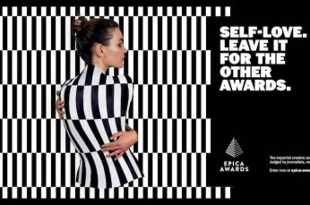 Epica Awards Launches Leave the 'Self-Love' at Other Awards Campaign and New Website