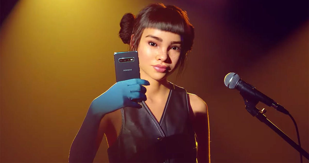 Lil Miquela Joins Steve Aoki, Millie Bobby Brown and Ninja in New Samsung  Global Campaign | Branding in Asia Magazine