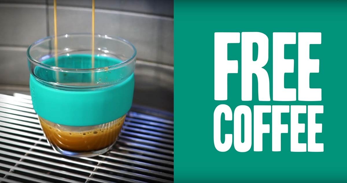 7-Eleven Will Give Aussies Free Coffee this Month as part of Environmental Campaign
