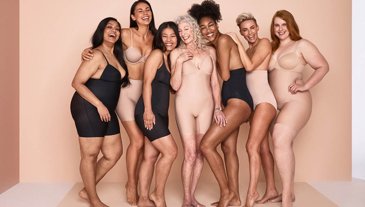 Highlighting Diversity, Australian Shapewear Brand Nancy Ganz Launches 'All Kinds of Beautiful' Campaign