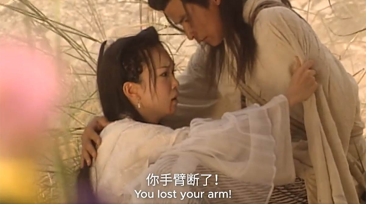 Funny Return of the Condor Heroes Ad – Poor Dubbing of Travel Advice for Singaporeans