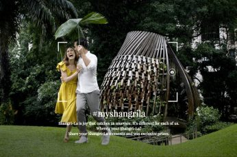 Shangri-La Hotels Launches Global Campaign Inviting People to Share Their 'My Shangri-La' Moments