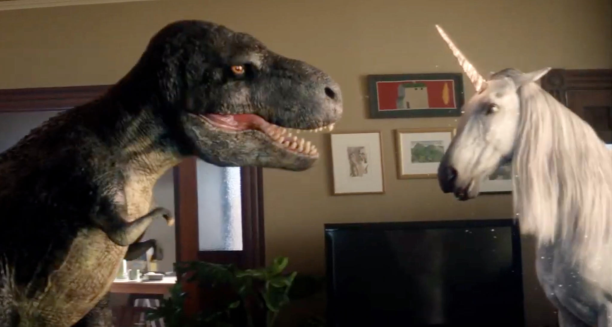 When A T Rex Does Battle With A Unicorn In Your Home You Better Have Insurance Branding In Asia Magazine
