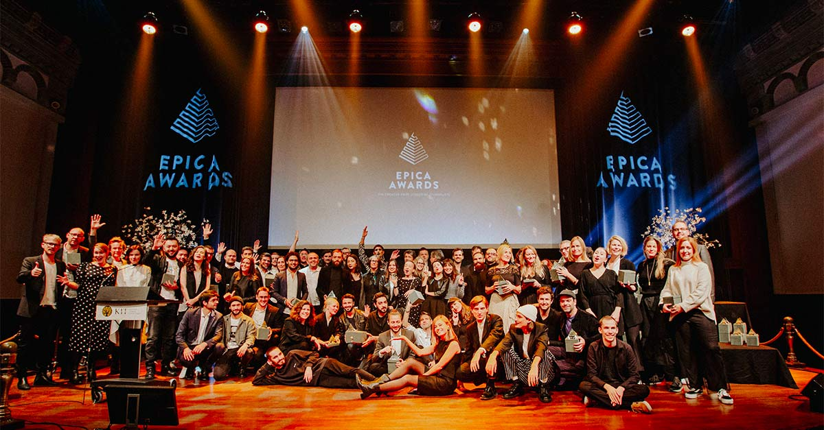 Epica Awards 2019 Announces Winners – McCann Worldgroup Named Network of the Year