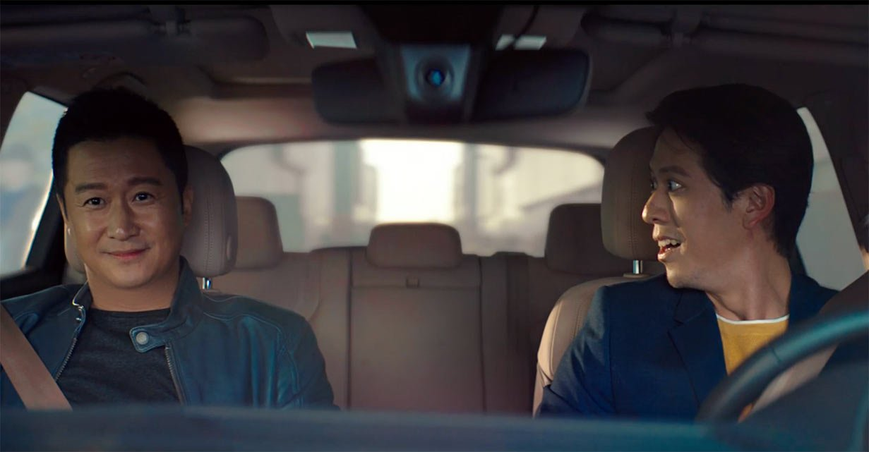 Volkswagen Ad in China Puts Actor Wu Jing in the Passenger Seat for Epic Car Chase