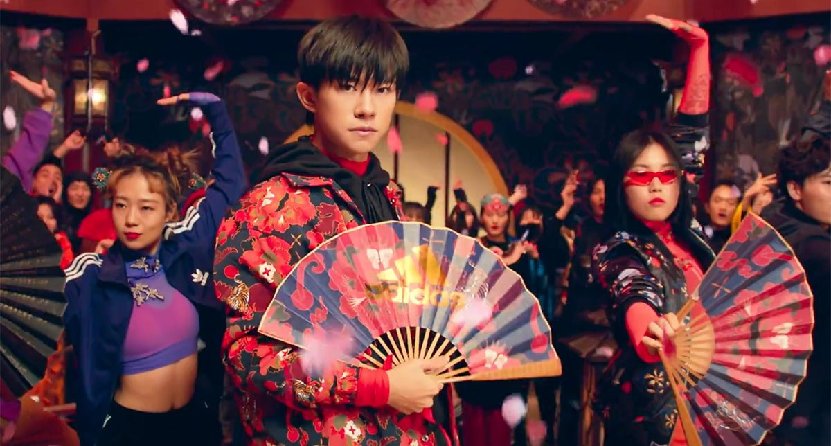 Jackson Yee Stars In Energetic 2020 Chinese New Year Ad For Adidas Branding In Asia Magazine
