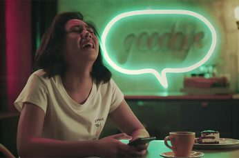 Vanesha Prescilla Stars in Funny Google Campaign to Aid The Lonely on Valentine's Day in Indonesia